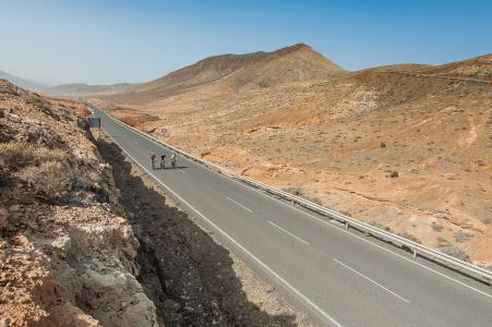 Roadbike Excursion Fuerteventura Costa Calma Jandia